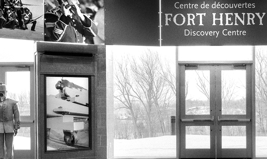 Expographiq Historical project forOld Fort Henry